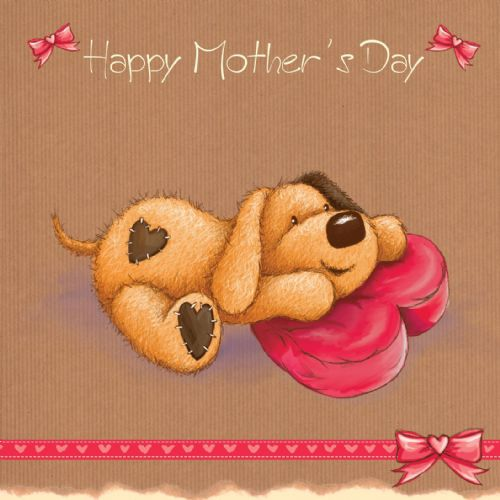 Happy Mothers Day - Biscuit The Dog